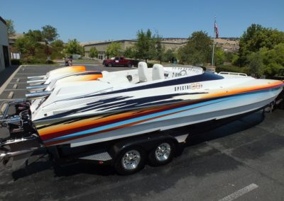 2003 Spectre 30 foot Cat,twin 496HO's,100MPH boat.