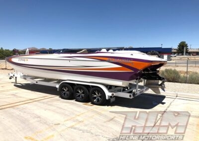 2013 Nordic 28SS *Mercury Racing 600SCI* Low hours and super clean