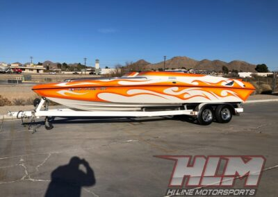 2006 Essex 24 Valor *150 hours approx* Must See!