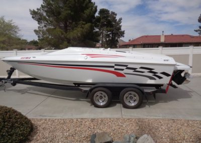 2003 Baja Outlaw 21′ *138 hours, Must See!!
